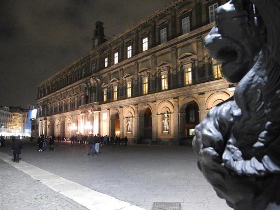 Palazzo Reale, Particolare | NAPOLI | Fotografia di Antonio della Sala