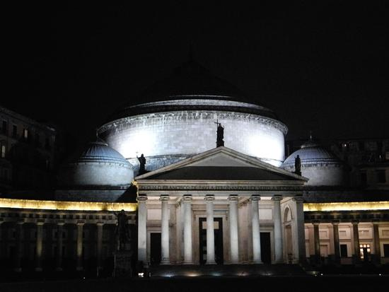 S. Francesco di Paola   NAPOLI   Fotografia di Antonio della Sala