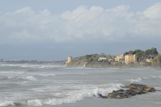 Spiaggia del lungomare S. Marco - Agropoli (2326 clic)