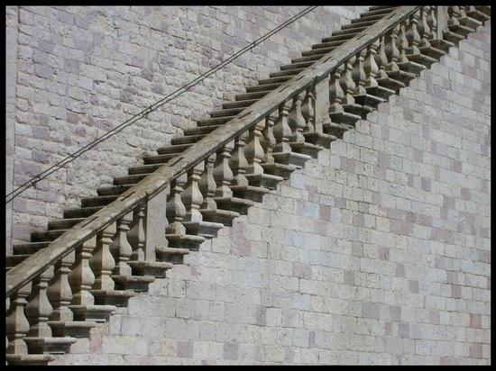 Salita - Assisi (2579 clic)