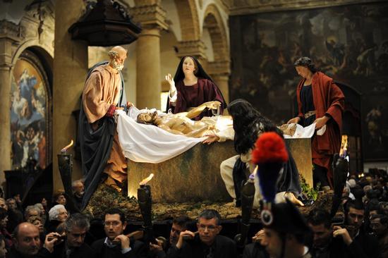 processione del venerdi santo - Gallipoli (2855 clic)
