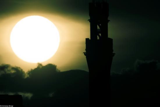 The last Sun - Siena (903 clic)