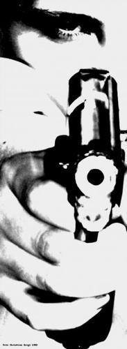 Donna con la pistola - Rosia (2574 clic)