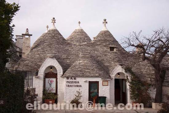 Trulli - Alberobello (2802 clic)
