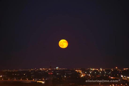 serata di luna piena - Bari (3559 clic)
