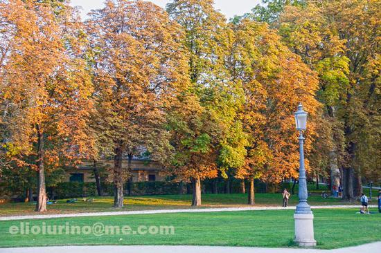 Parco Ducale - PARMA - inserita il 16-Sep-10