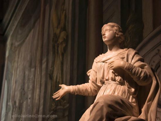 Interno del Duomo - Parma (2996 clic)