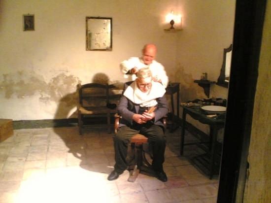 il barbiere  - Custonaci (4408 clic)