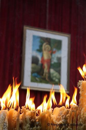 Festa san sebastiano - Maniace (2512 clic)