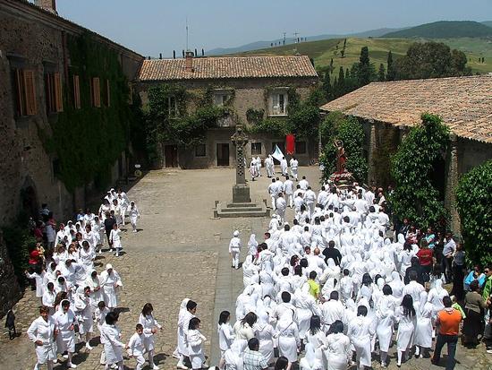 Festa San Sebastiano martire. CastelloNelson Maniace (2856 clic)