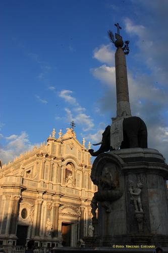 Piazza Duomo - Catania (2211 clic)