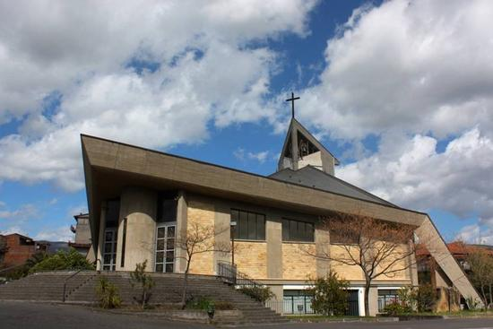 Chiesa San sebastiano. Vista laterale - Maniace (3803 clic)