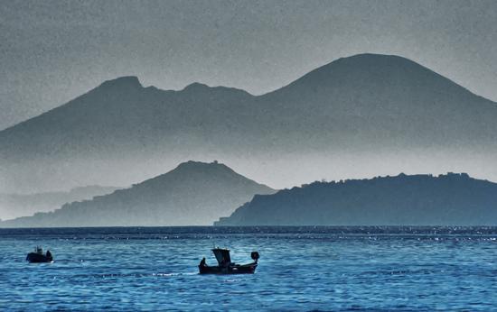 Golfo di Napoli - ISCHIA PORTO - inserita il 08-Jul-11