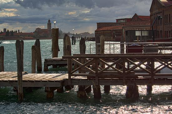 Pontili - Venezia (4425 clic)