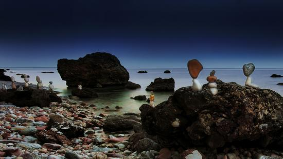 De Chirico Bay - Sirolo (3287 clic)