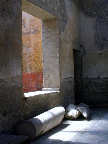 Luci e ombre - Pompei scavi (2537 clic)