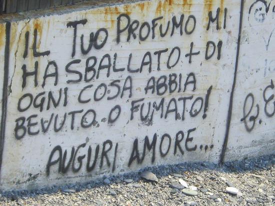 Auguri...d'amore - Arenzano (3999 clic)