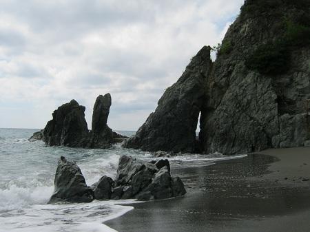 Affioramenti rocciosi - Arenzano (3046 clic)