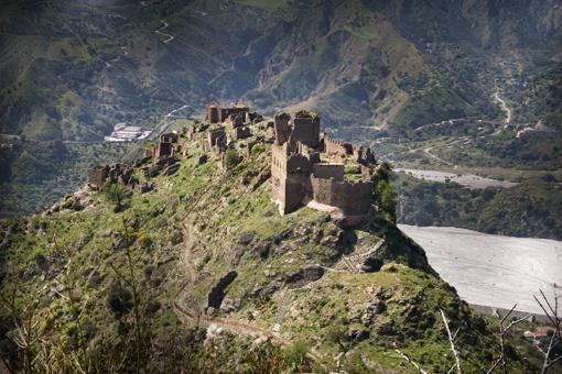 Il borgo antico dell'Amendolea - Condofuri (5542 clic)