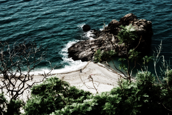 La scogliera - Palmi (3289 clic)