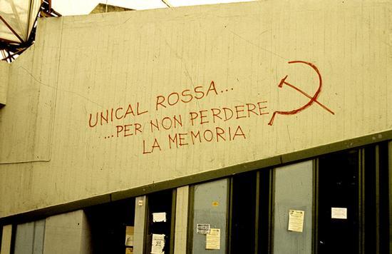 Murales - Università della Calabria - RENDE - inserita il 27-Jun-13