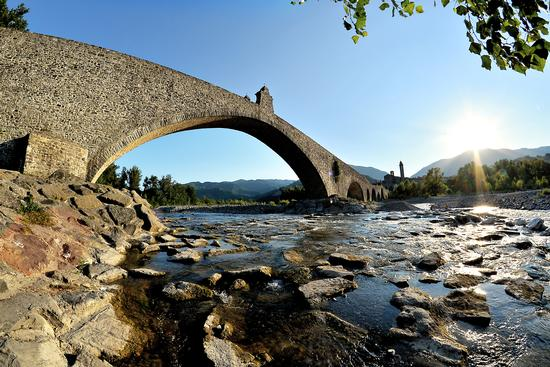 Ponte Gobbo - Bobbio (5306 clic)