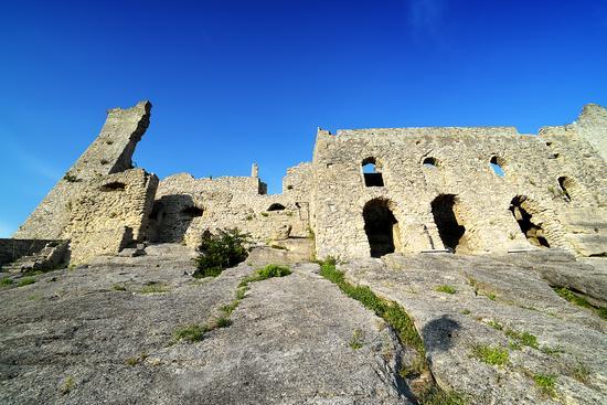Ruderi del castello - Cleto (839 clic)