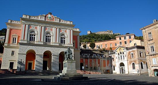 Cosenza Piazza XV Settenbre (4714 clic)