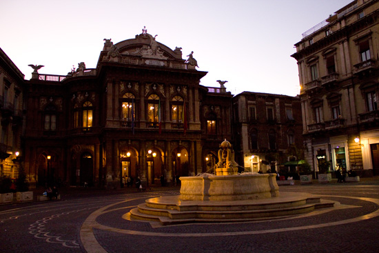 teatro Massimo - Catania (2512 clic)