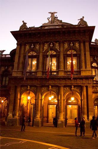 teatro Massimo - Catania (2475 clic)