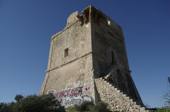 la torre di manfria e l'amore per francesca - Gela (6613 clic)