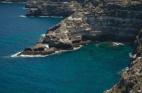 scogliere - Lampedusa (4623 clic)