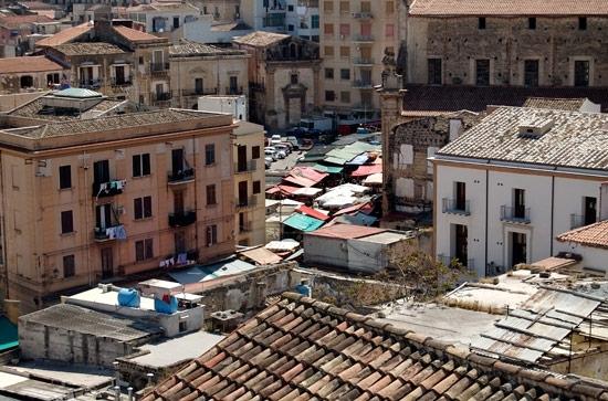 mercato - Palermo (4815 clic)