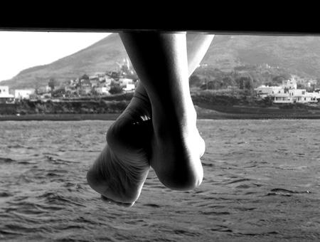 ai piedi del vulcano - Stromboli (17509 clic)