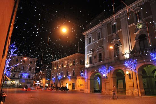 Luci di Natale (Rieti) (2713 clic)