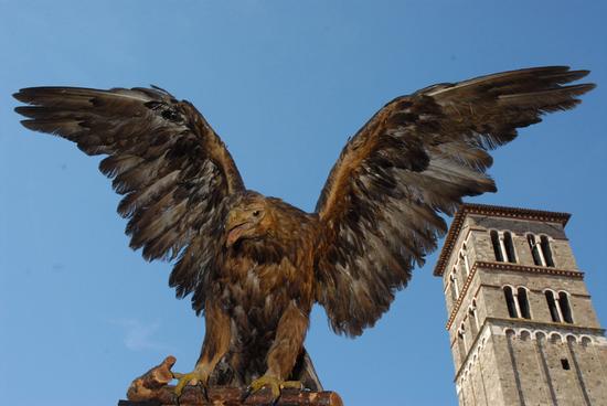 Aquila - Rieti (1933 clic)