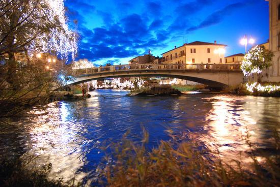 Veduta Ponte Romano - Rieti (7372 clic)