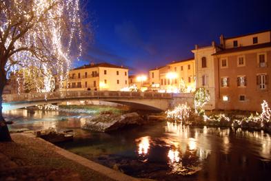 Veduta Ponte Romano - Rieti (3633 clic)
