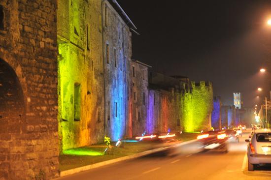 Mura di Rieti (3267 clic)