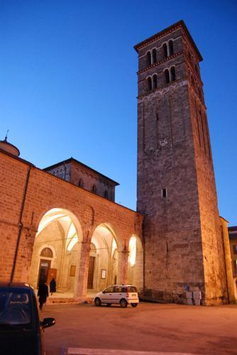 Torre Campanaria - Rieti (1867 clic)