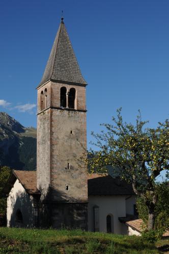 chiesa di sclemo frazione di stenico (2942 clic)
