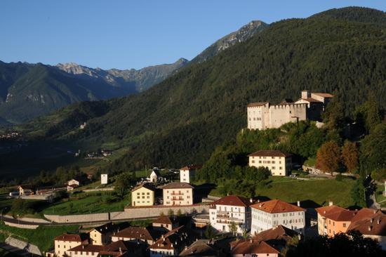 castello di stenico  (3082 clic)