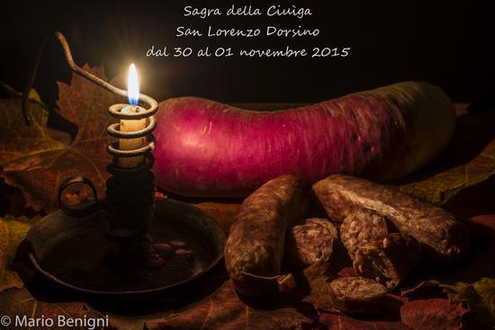 Sagra della Ciuìga ( San Lorenzo Dorsino) - San lorenzo in banale (820 clic)