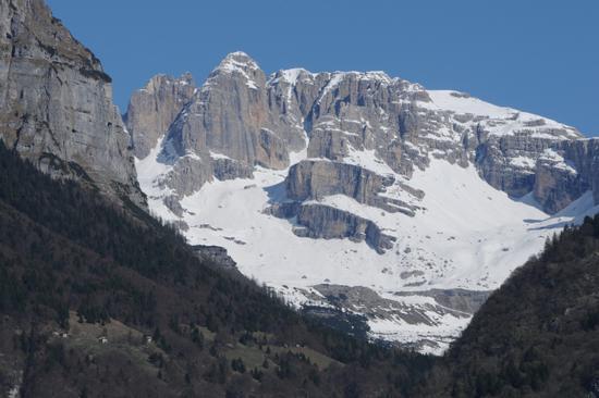 masi di dengolo e la val ambiez nel brenta - San lorenzo in banale (2358 clic)