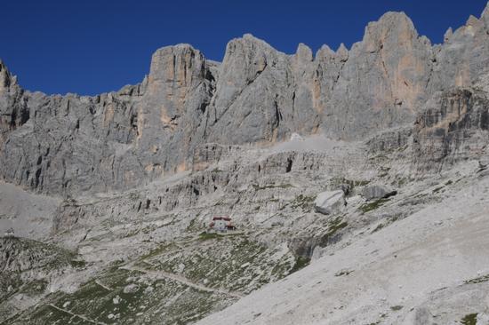 rifugio Agostini in val Ambiez - San lorenzo in banale (1162 clic)