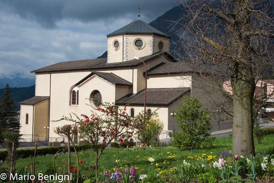Chiesa di San Lorenzo - San lorenzo in banale (741 clic)