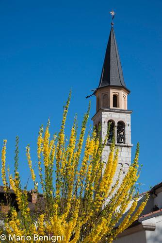 Campanile di San Lorenzo - San lorenzo in banale (859 clic)