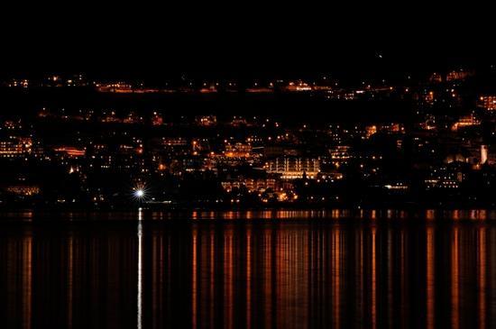 Molveno di notte (1210 clic)