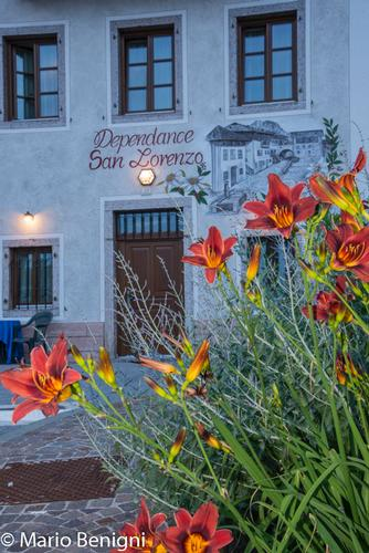 scorci del paese - San lorenzo in banale (574 clic)