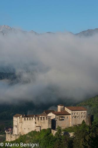 Castel Stenico (800 clic)